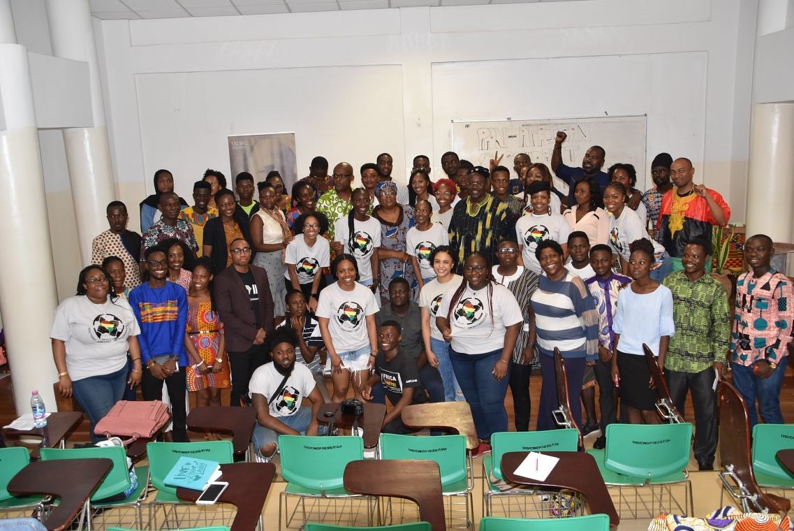 Year of Return: Be conscious of your African roots – students told