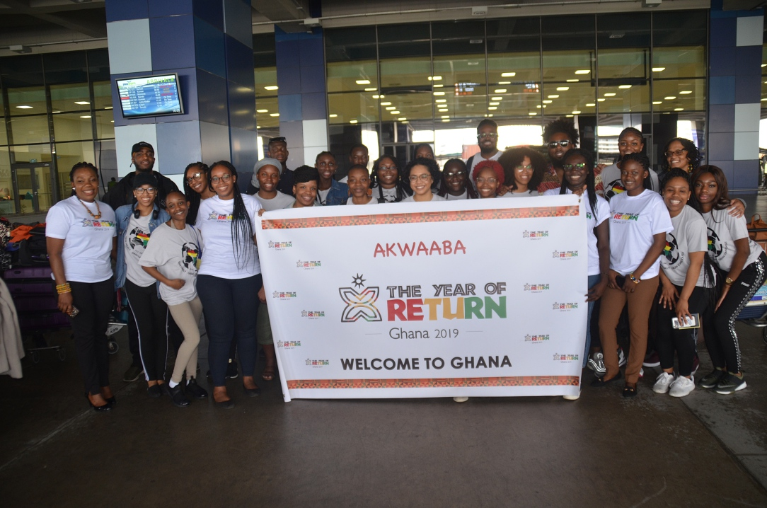 Year of Return: Students from Diaspora in Ghana for Pan African Student Summit
