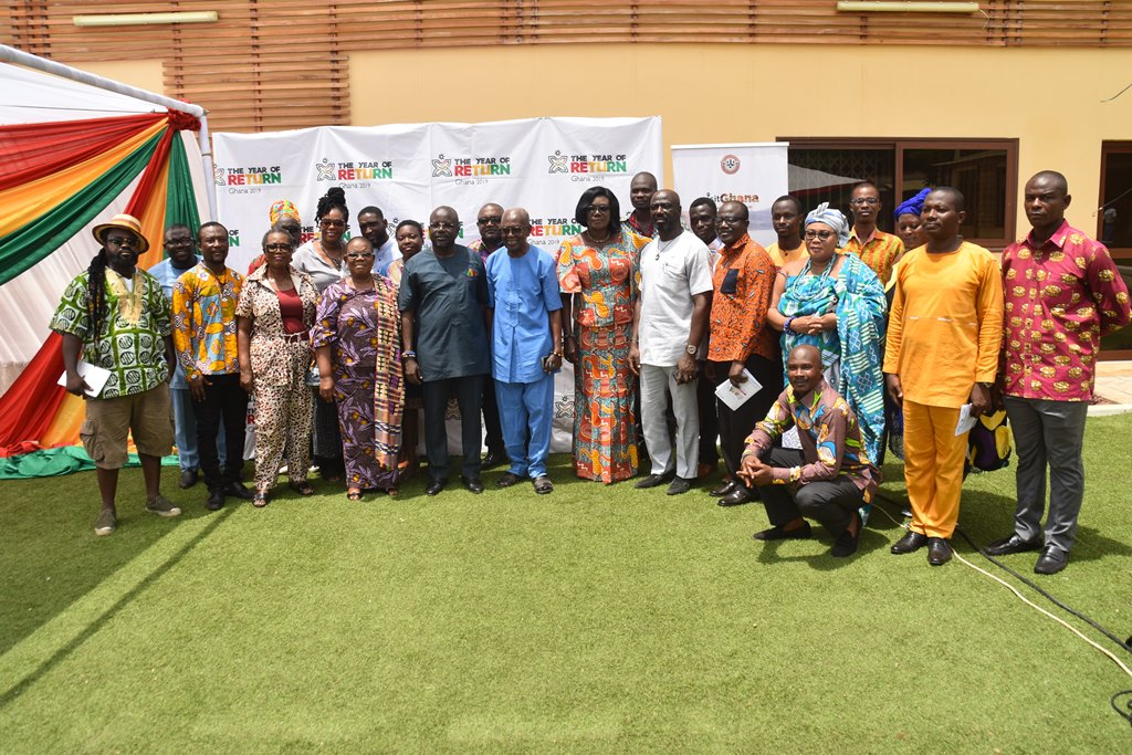 Year of Return: Youth In Tourism Festival Launched